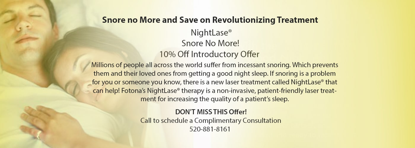 Snore no More and Save on Revolutionizing Treatment